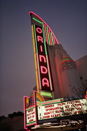 Orinda CA Theater 2009