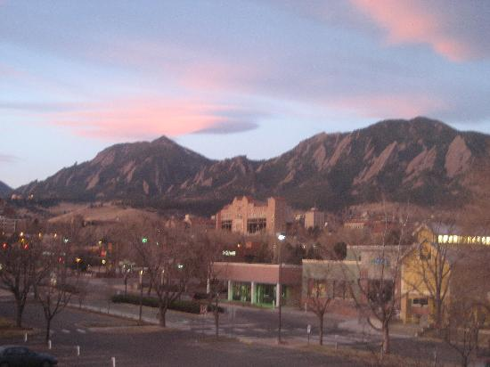 Boulder Marriott: View from Room II