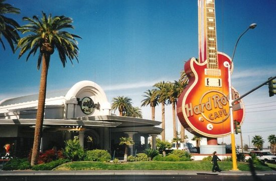 Hard Rock Cafe Las Vegas The Strip Restaurant