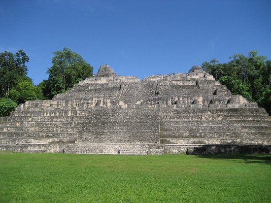 Belize: Caracol