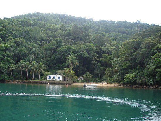 Ilha Grande, RJ: Praia dos Amores - Saco do Cu