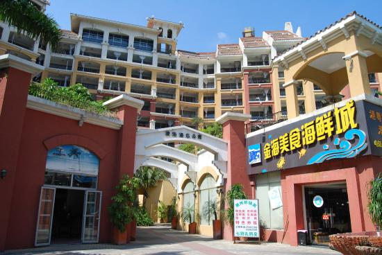 Linghai Apartment Hotel