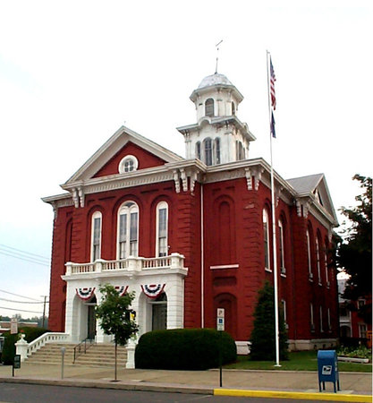 Danville, : Danville Courthouse
