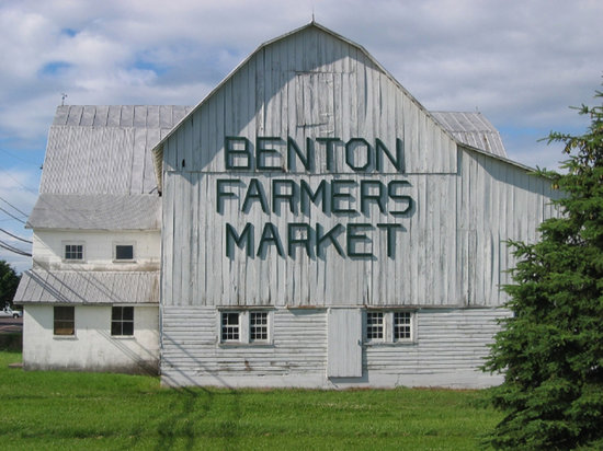 Mifflinville (PA) United States  City new picture : Benton Farmers' Market PA : Address, Phone Number, Review ...
