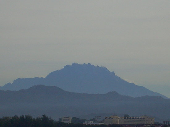 Sabah, Malaysia: Mount Kinabalu