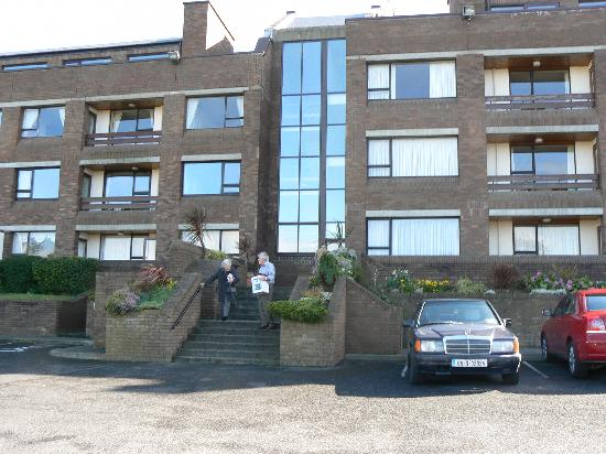 Timeshare apartment picture of fitzpatrick castle hotel for Appart hotel dublin