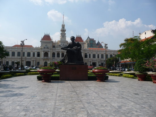 Ho Chi Minh-byen, Vietnam: City Hall, Ho Chi Minh City