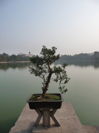 , : Hoan Kiem Lake, Hanoi