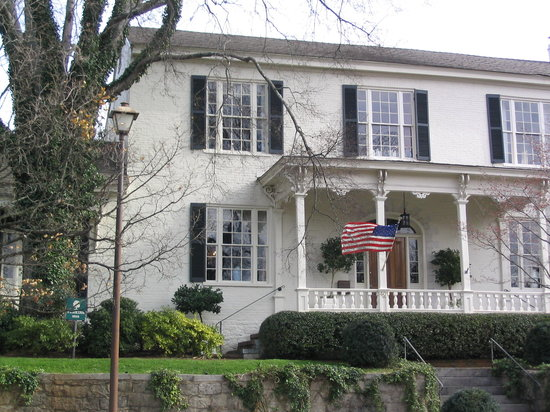 Huntsville&#39;s historic district