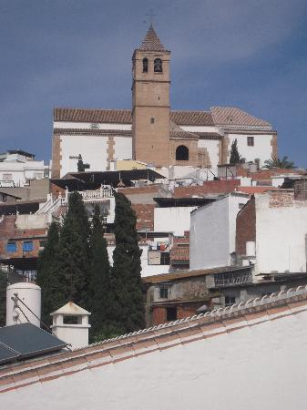 Velez-Malaga, Spain: Fantastic roof views