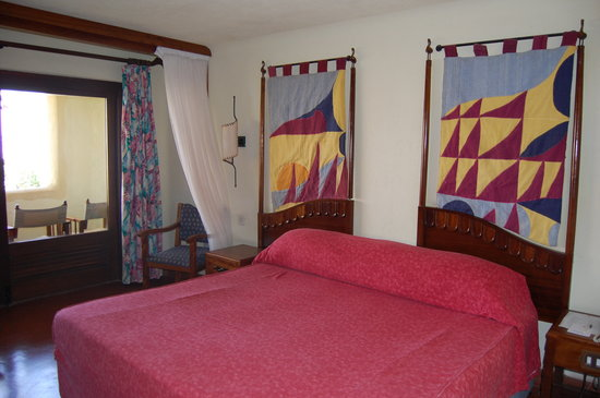 Lake Manyara Serena Lodge: Bedroom