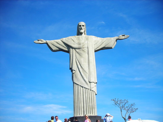 Brezilya: Christ the Redeemer Rio de Janeiro