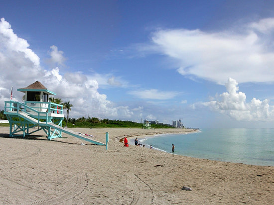 Haulover Beach, Miami Florida