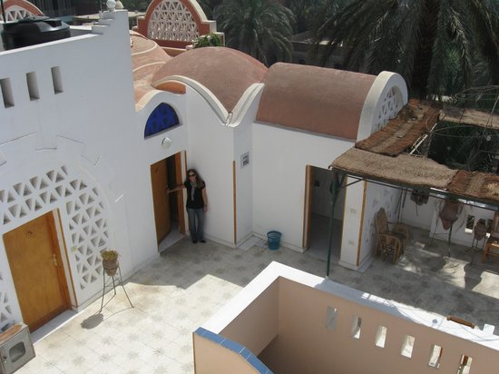 El Fayrouz: from the roof top to the roof terrace