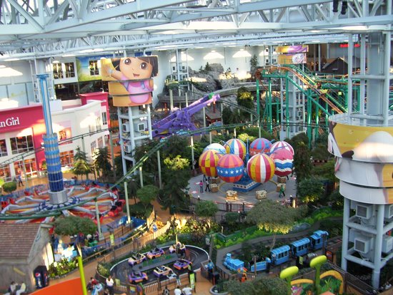 Nickelodeon Universe Bloomington Mn Hours Address