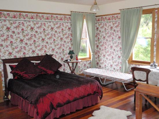 Masterton, New Zealand: One of the bedrooms