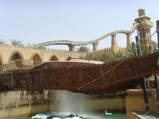 Wild Wadi Water Park: The Highest Slide Again