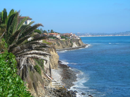 la Jolla, San Diego...