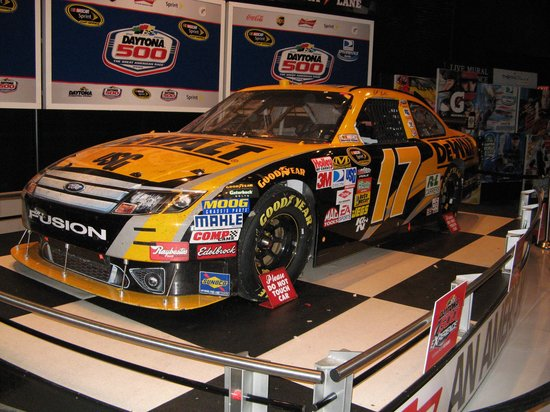 Daytona 500 Experience: Matt Kenseth's 2009 Daytona 500 car