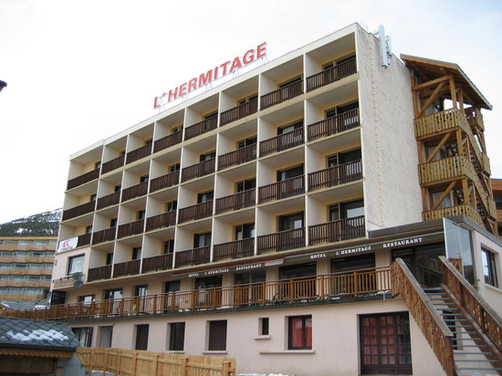 Hotel L'Hermitage