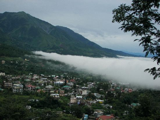 Dharamshala During Monsoon Picture Of Dharamsala
