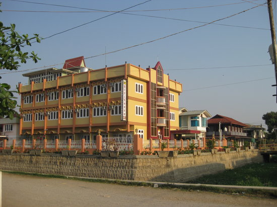 Hupin Hotel Nyaung Shwe