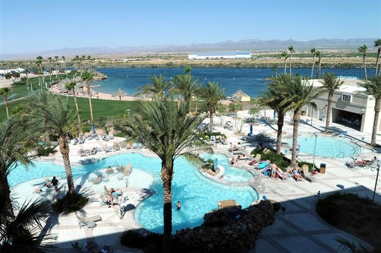 Edgewater hotel  casino laughlin