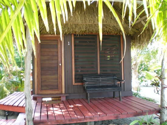 Singing Sands Inn: Our cabana