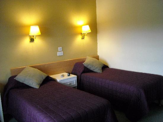 Callander, UK: our room