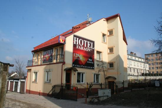 Photo of Hotel Faraon Kielce