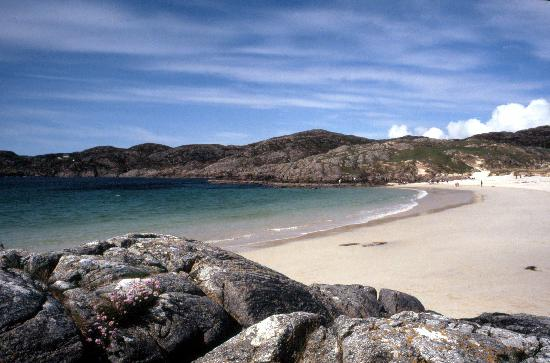 Achmelvich beach picture of lochinver caithness and sutherland