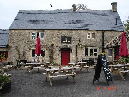 Frampton Mansell, UK: Crown Inn
