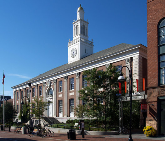 ‪‪Burlington‬, ‪Vermont‬: Burlington City Hall‬