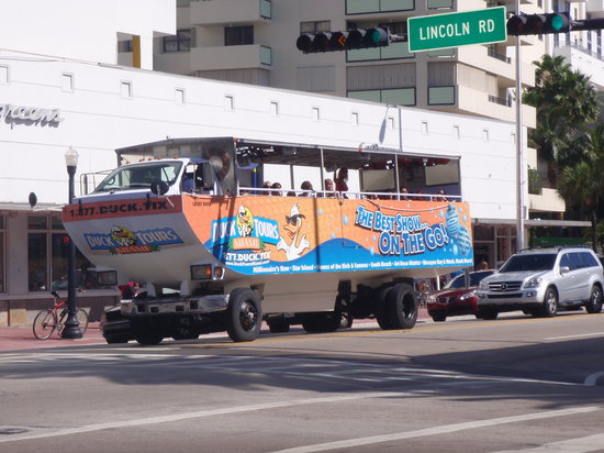 Duck Tour Office Miami Beach Fl