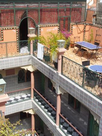Photo of Hotel Central Palace Marrakech