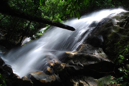 Petaling Jaya, Malasia: The Waterfall