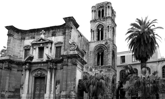 Palermo, Italy: La Martorana
