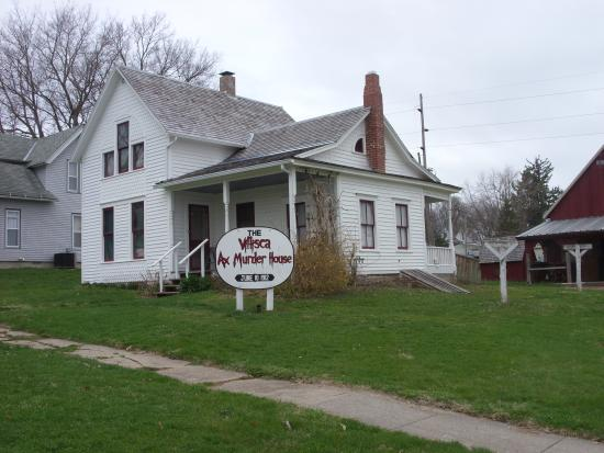 Photo of Villisca Axe Murder House