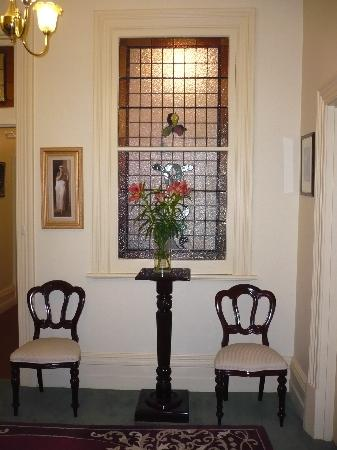 The Lodge Country House: Lodge waiting room