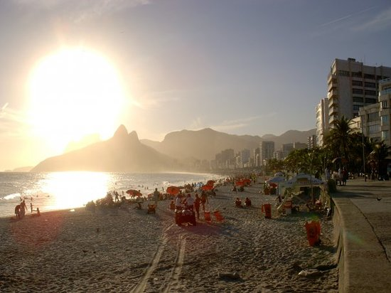 Rio de Janeiro for free
