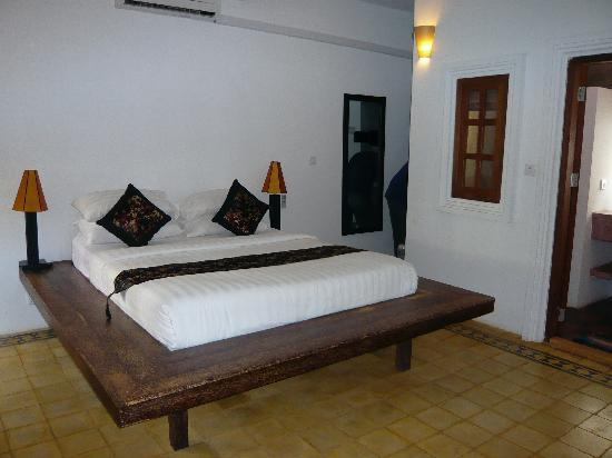 Golden Banana Boutique Resort: Bedroom