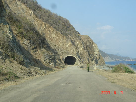 Camaguey, Cuba: Road to nowhere..
