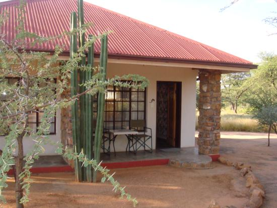 Khan River Lodge