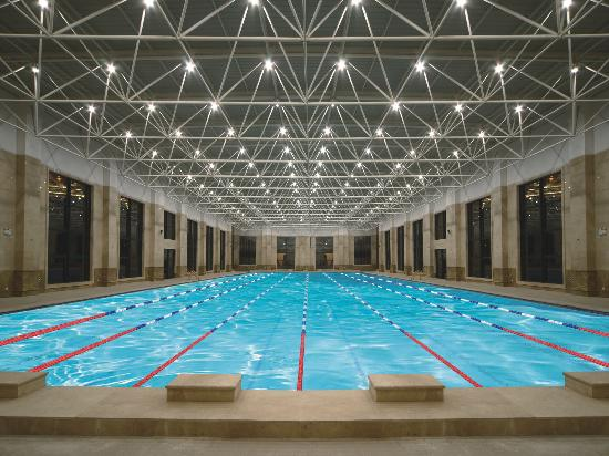 Pin olympic size swimming pool on pinterest for Piscine olympique