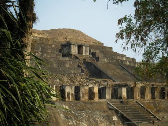 Sonsonate, El Salvador: Ruines de Tazumal