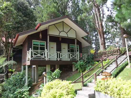 Mount Kinabalu Heritage Resort & Spa: One of the Lower Chalets