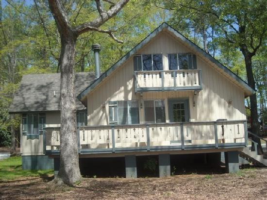 Fishing Lake  Picture of Pine Mountain Club Chalets, Pine