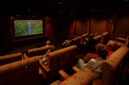Villa Blanca Cloud Forest Hotel and Nature Reserve: Movie Theather