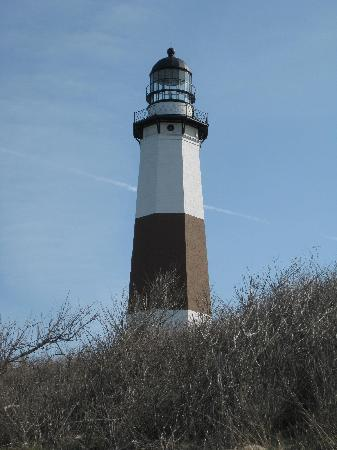 Amagansett, Nowy Jork: Montauk lighthouse is nearby