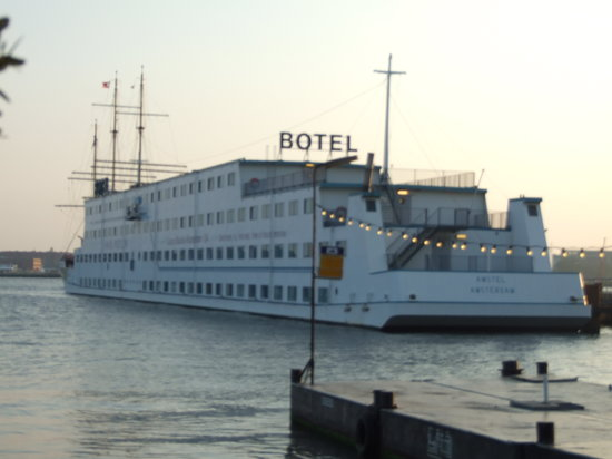 Photo of Botel Amsterdam